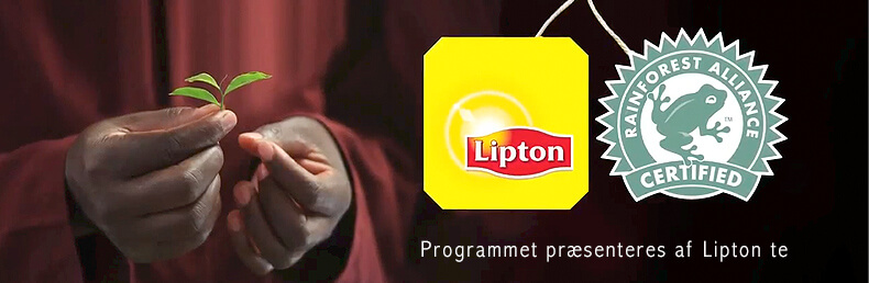 Sponsorspot Lipton