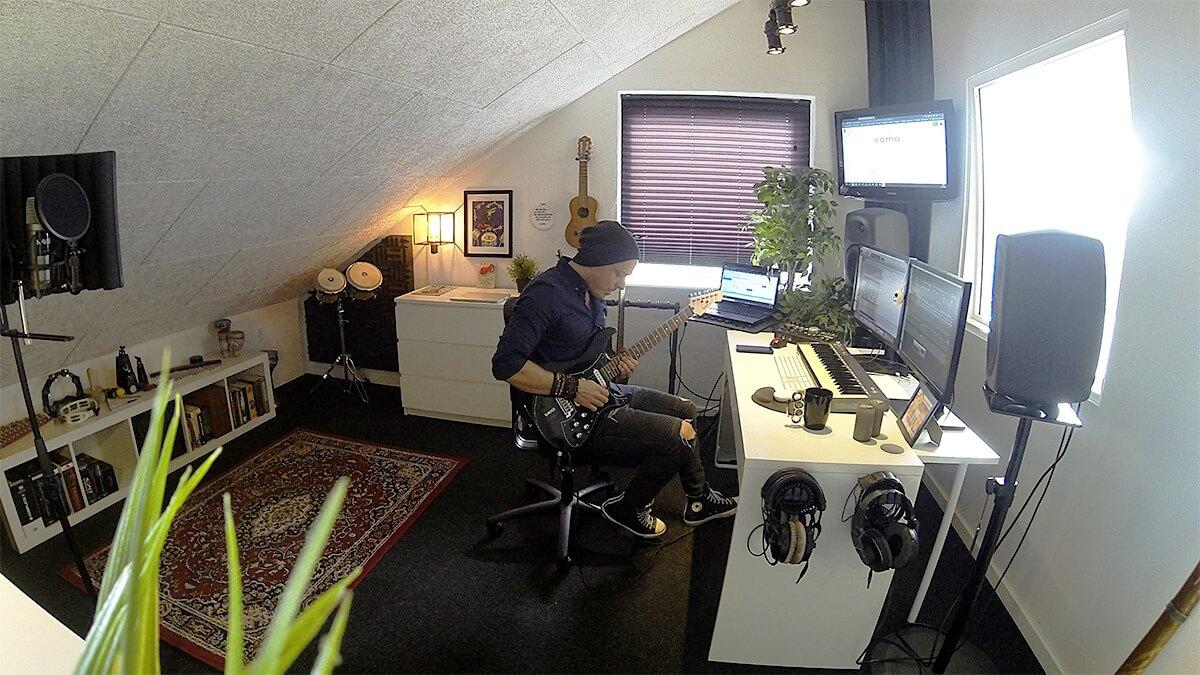 Studie 5 musikproduktion