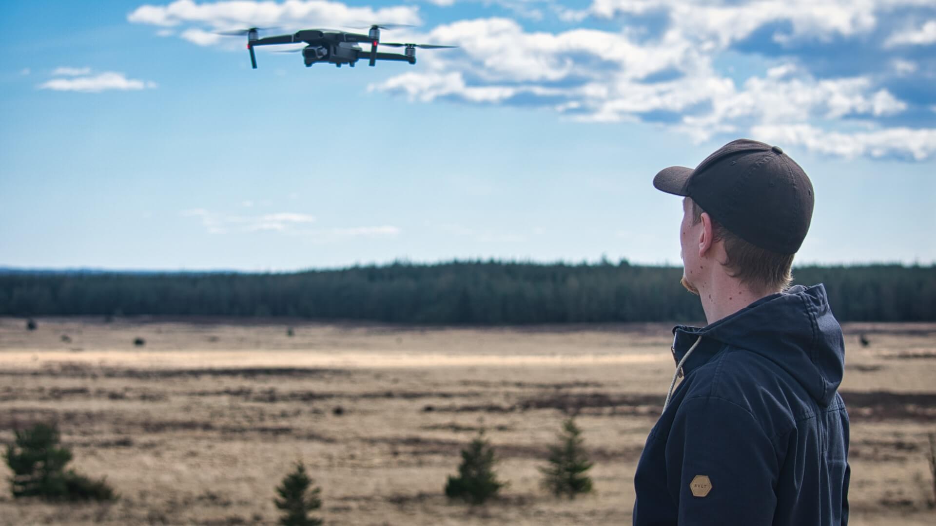 Droneoptagelser