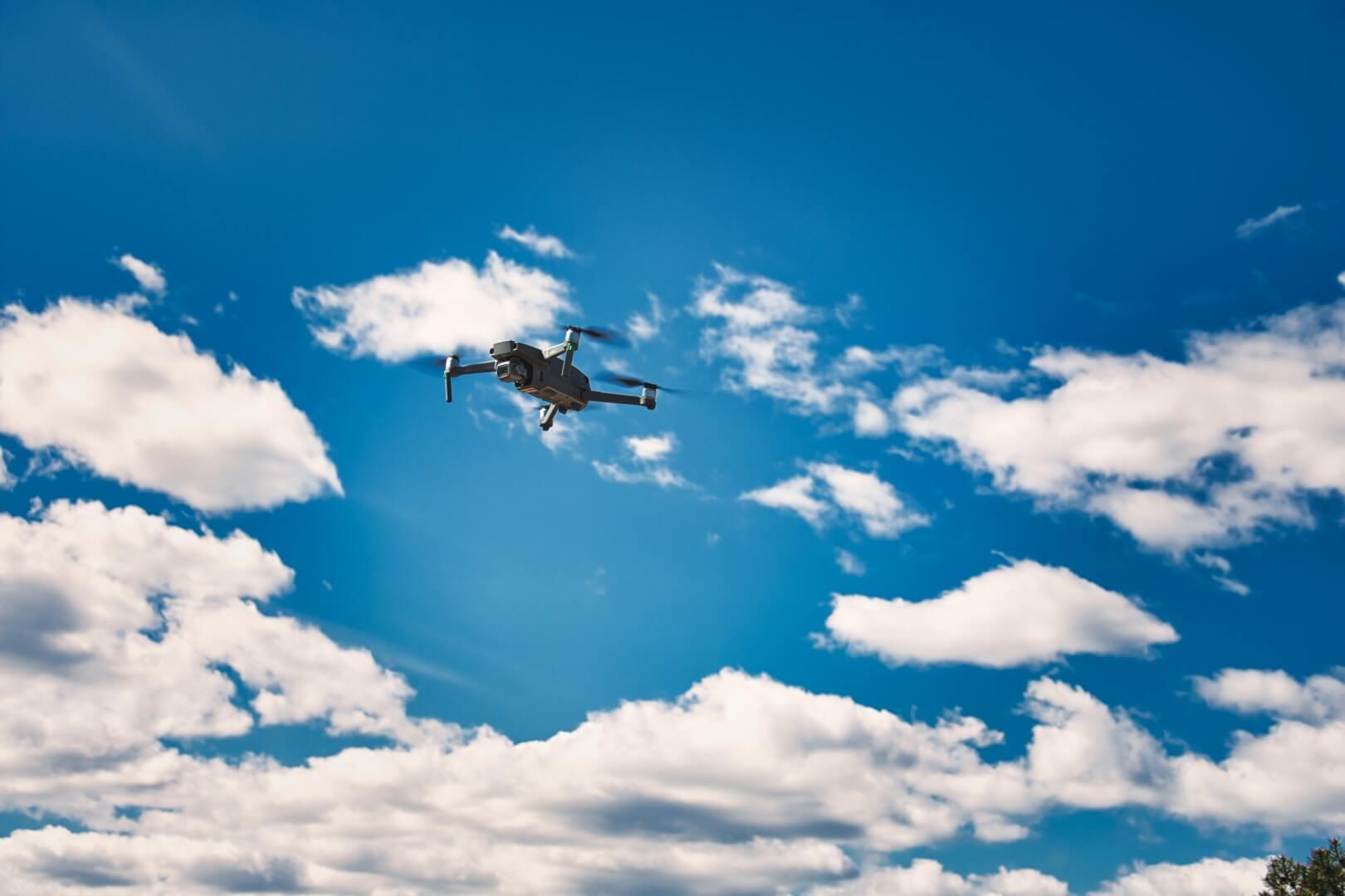 Hvad kan Droneoptagelser