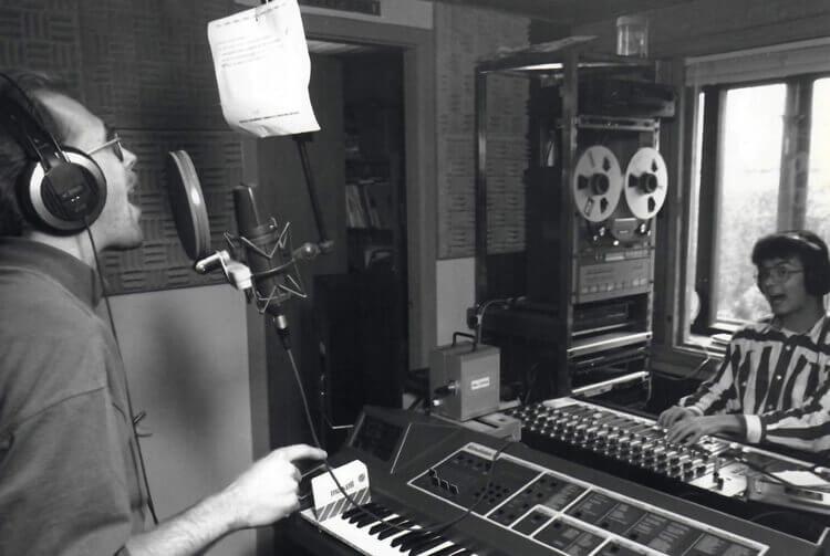 KOMO Radioreklamer