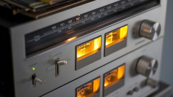Valgreklame i radioen
